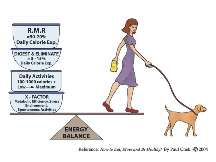 Addressing Excess And Deficiency As A Source Of Fatigue