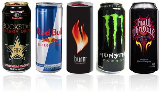 Caffeine And Energy Drinks Teaching