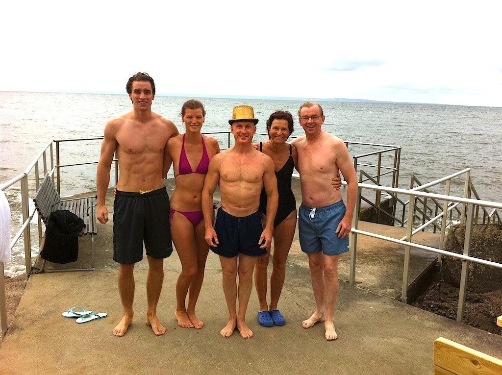 My Ir Sauna Detox Tips Amp Mike Salemi Training 187 Paul Chek