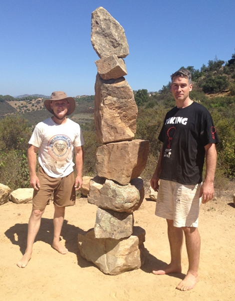 Donal & Paul Finish the Stack