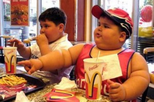 fat kid mcdonalds