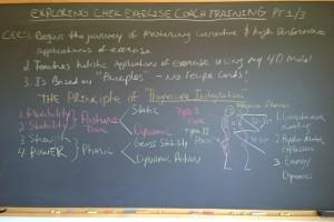Exploring Chek EC blk bd