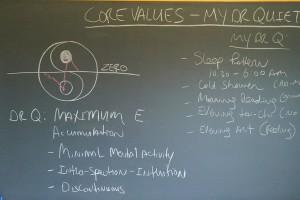 Core Values My Dr Quiet