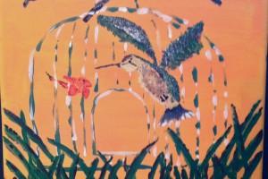 Humming Bird Spirit Angie Lustrick