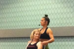 Angie at IDEA