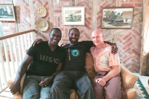 Warren Williams and Emeile Heskey Interview