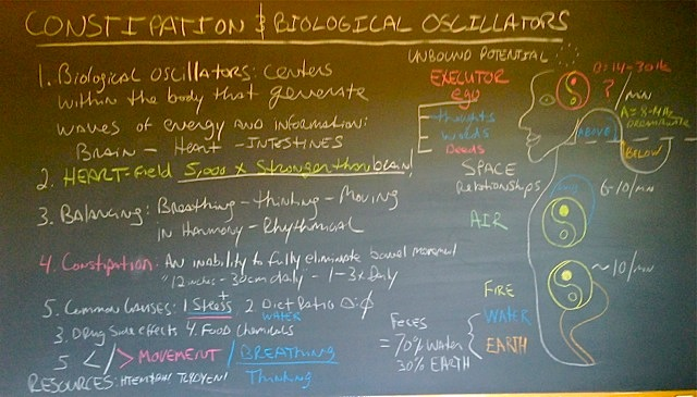 Constipation & Biological Oscillators » Paul Chek's Blog