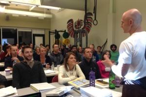 Paul HLC1 Toronto teaching