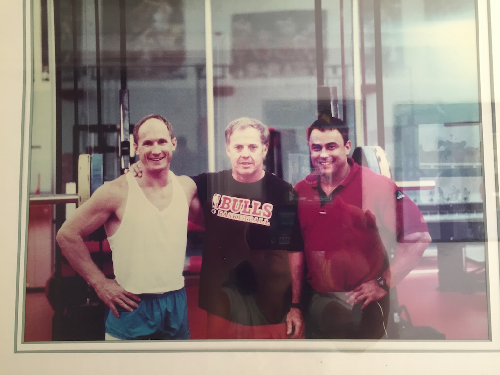 Circus Training and Entertainment » Paul Chek's Blog