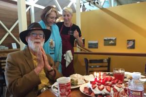 Michael Harner 86th birthday