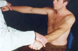 Deltoid muscle test