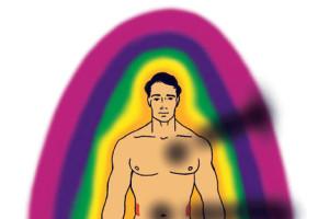 Energy Field distortion