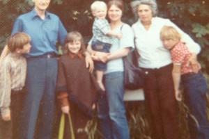 Grandma and Grandpa Reynolds