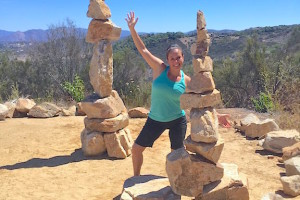 Angie Rock Stack Heaven 8-31-15