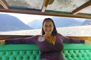 Angie Lake Como Milan