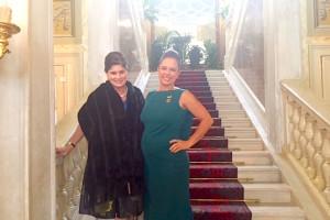 Angie and Margaret Milan Wedding Dress