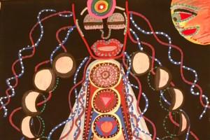 Jason chakra painting