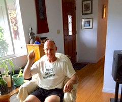 Birthday Rocking Chair