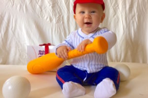 Mana the Baseball Player