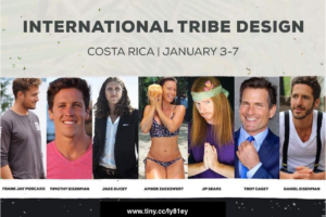 costa rica JP Troy Raw Brahs International Tribe Design