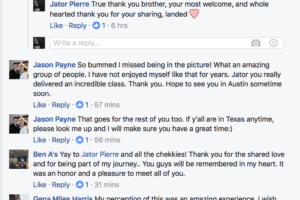 Jator HLC 1 SF feedback from FB