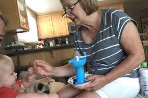 Mana and Grandma