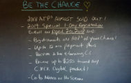 An Invitation to Be The Change!
