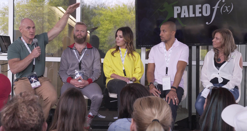 The Spirituality of Being at Paleo f(x)