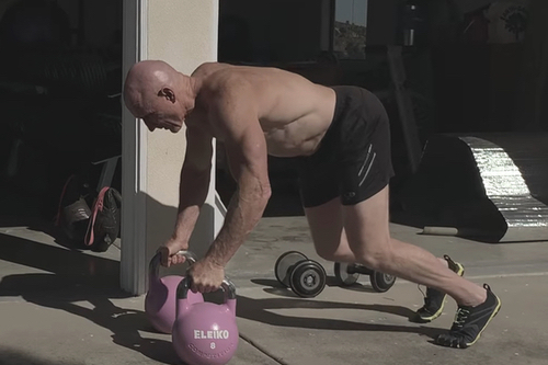 The Kettlebell Crawl