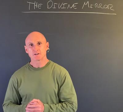The Divine Mirror: A Meditation