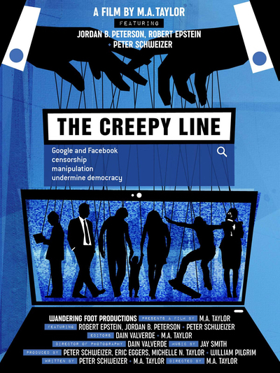 Governments or Corporations? Watch The Creepy Line!