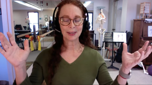 Try Out the Alexander Technique With Eileen Troberman